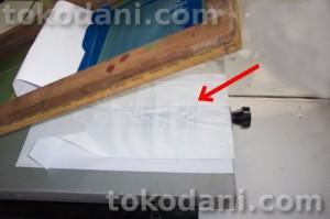 Foto 6 Tutorial Sablon Kantong Plastik