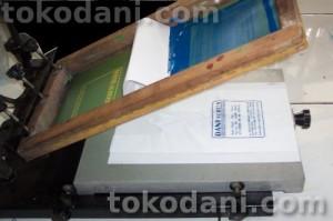 Foto 7 Tutorial Sablon Kantong Plastik