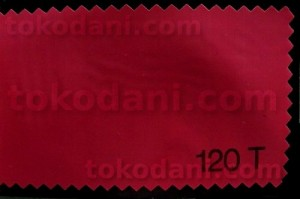 kain sablon atau screen printing nylon mesh No. 120T