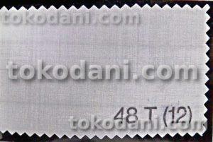 kain sablon atau screen printing nylon mesh No. 48T