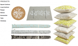 Maya Muse Textiles Products