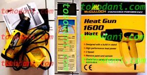 Heat Gun 1600 Watts